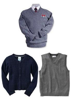 uniform-sweater